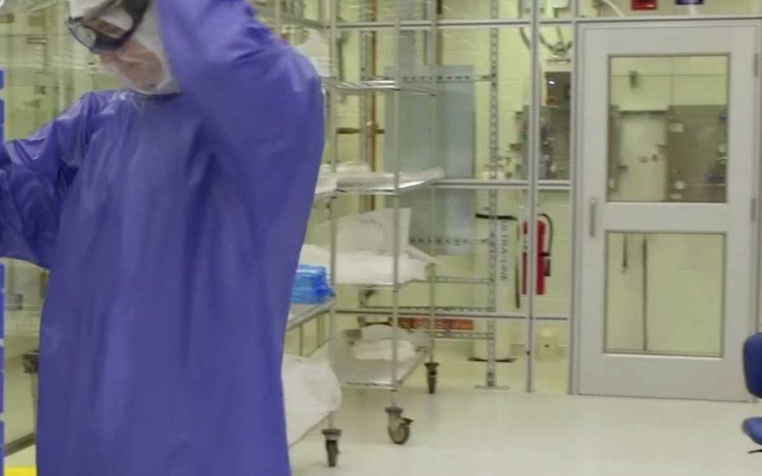 Large Nanofacility
