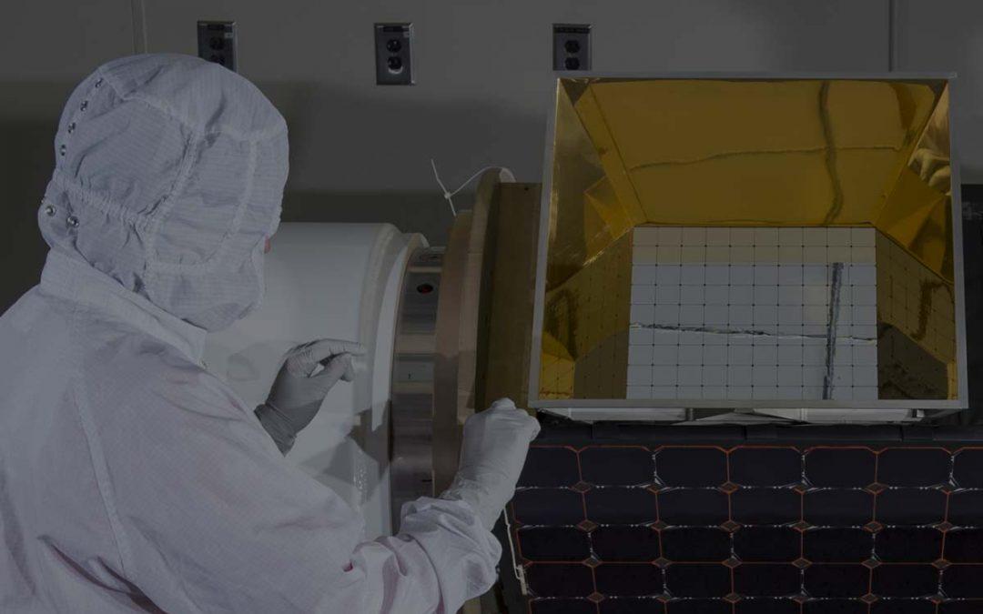 New Satellite developed at MIT Lincoln Laboratory